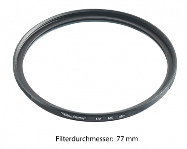 Peter Hadley MC UV-Filter Ø 77 mm