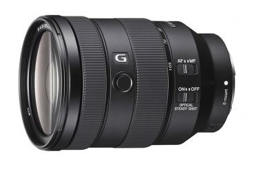 Sony SEL FE 4,0 / 24-105 mm G OSS Objektiv + UV-Filter GRATIS