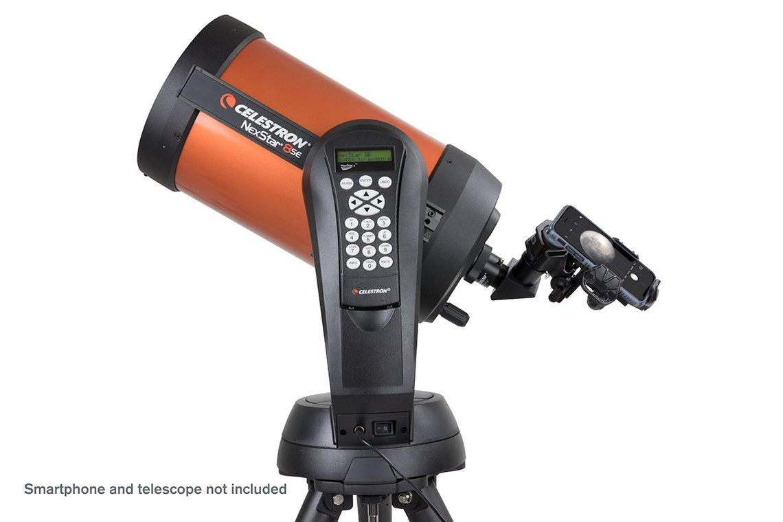 Bresser fotoadapter zum anschluss von dslr kameras an spektive
