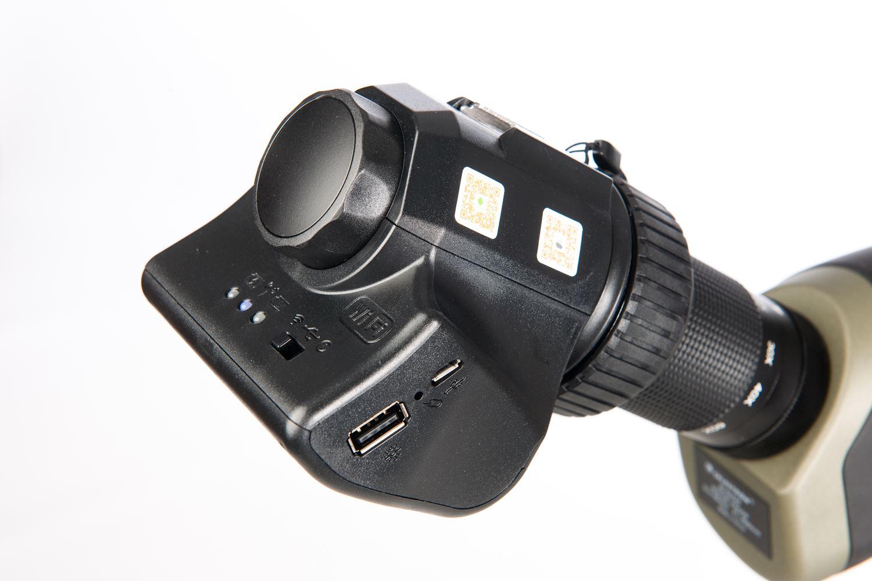 Laser Entfernungsmesser Optischer Sucher : Foto edelmann digiphot ws digitaler sucher für ferngläser