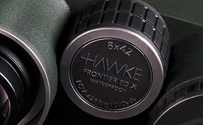 Foto edelmann hawke frontier ed fernglas grün ed