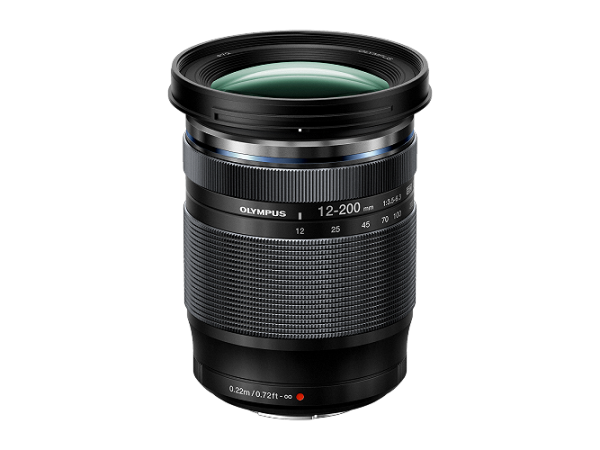 Olympus M.Zuiko Digital ED 12-200mm F3.5-6.3 + Skylight Filter GRATIS